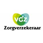 VGZ logo - Behandelkamer Fysiotherapie Edwin Spanjersberg in Spijkenisse