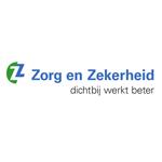 Zorg en zekerheid Behandelkamer Fysiotherapie logo - Edwin Spanjersberg in Spijkenisse